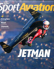EAA Sport Aviation Magazine Narch 2011 Jetman Wind In Your Face EX 010516jhe2