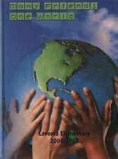 Middle School Yearbook Lavonia Georgia GA Lavonia Elementary School 2007