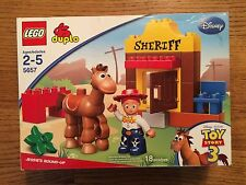 LEGO Duplo 5657 Jesse's Round-Up Sheriff's Office from Toy Story 3 series