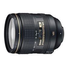 Nikon Nikkor 24-120 mm f/4.0 SWM AF-S VR ed objetivamente