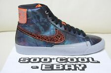 Nike Blazer Mid PRM QS US 8.5 Raygun Area 72 All-Star Game Galaxy 100% Deadstock