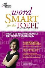 Word Smart for the TOEFL (Smart Guides)-ExLibrary