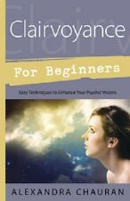 Clairvoyance for Beginners Easy Techniques Book ~ Wiccan Pagan Supply