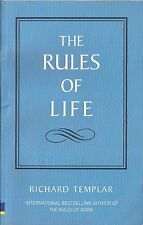 The Rules of Life By Richard Templar (Code for living better)