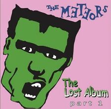 THE METEORS The Lost Album Part 1 10 inch Vinyl - Rare psychobilly rockabilly
