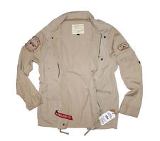 Alpha Industries giacca Arlington NG di transizione giacca Giacca campo TG 2xl Beige [d1]