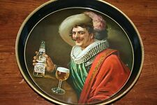 """VERY NICE ANTIQUE PRE-PROHIBITION OLYMPIA BEER """"CAVALIER"""" SERVING TRAY CA. 1914"""