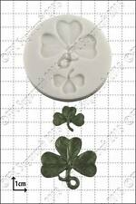 Silicone mould Shamrock | Food Use FPC Sugarcraft FREE UK shipping!