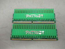 Patriot DDR2 4GB (2x2GB) 800MHz PVS24G6400LLKN RAM Memory Stick Kit