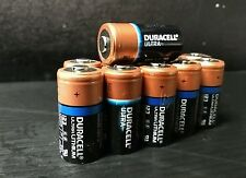 (Pack of 12) Duracell 3v Li-ion Batteries CR123/CR123A/CR17345/DL123A/PL123A