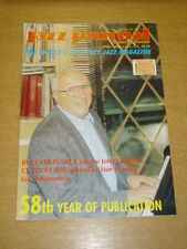 JAZZ JOURNAL INTERNATIONAL VOL 58 #4 2005 APRIL BILLY VER PLANCK CY TOUFF