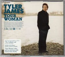 (EX550) Tyler James, Your Woman - 2005 CD