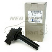 NEW SAAB 9-3 SPORT 03-12 DIRECT IGNITION COIL, B207, 1.8T 2.0T, GENUINE 12787707