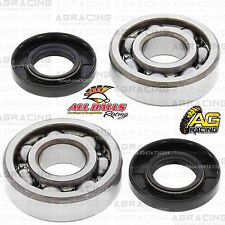All Balls Crank Shaft Mains Bearings & Seals Kit For Kawasaki KX 80 1981 MotoX