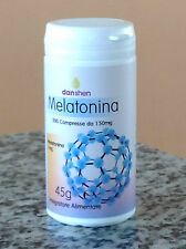 MELATONINA  300 COMPRESSE DA 150  mg totali  1 MG MELATONINA