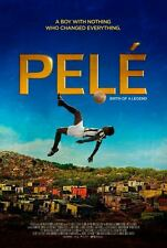 POSTER PELE' BIRTH OF A LEGEND PELE BRASILE BRAZIL CALCIO SOCCER FOOTBALL FOTO 1