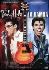 Buddy Holly Story, the / La Bamba - Set by Lou Diamond Phillips Format: DVD NEW