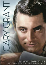 CARY GRANT THE VAULT COLLECTION New Sealed 6 DVD Set 18 Films From 1932-1936