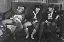 Akt Erotik Girl Nude Hairy 2673 Busen Bild Foto DDR Vintage 10x15 cm 60er 70er