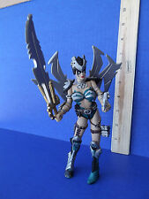 """Tiffany, The Amazon""-Spawn Ultra Action Figure! ""LOOSE"""