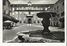 80767 CASTEL GANDOLFO PIAZZA DELLA LIBERTA' E FONTANA DEL BERNINI