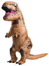 Adult Inflatable T-Rex Costume Jurassic World Adult One Size Unisex