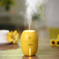 Lemon Shaped USB Air Humidifier Purifier Floats Aroma Diffuser Luftbefeuchter