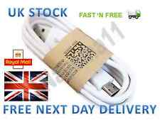 High Quality 1M Long Samsung Galaxy Micro USB Cable - UK NEXT DAY