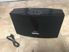 Bose SoundTouch 20 Series III Wi-Fi & Bluetooth Music System #355589-SM2 BLACK