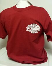 NEW MV Sport University of Arkansas Go Hogs Bookstore Short Sleeve Tee Medium