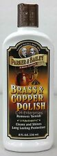Parker & Bailey Brass & Copper Polish 8 oz