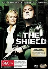 THE SHIELD - SEASON 4...REG 4...NEW & SEALED
