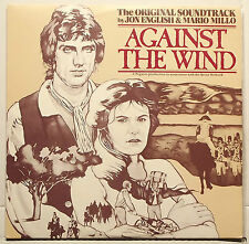 JON ENGLISH AND MARIO MILLO / AGAINST THE WIND 1978 POLYDOR AUSTRALIA