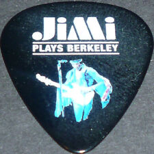 "* * FANTASTIC JIMI HENDRIX GUITAR PICK with ""JIMI PLAYS BERKELEY"" COVER PHOTO!"