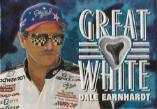 1997 Wheels DALE EARNHARDT SR Rare Great White Sharks Tooth #GW1 #51/500