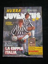 Orig.PRG / Guide  1989/90  Italien Pokal FINALE  JUVENTUS TURIN - AC MAILAND / A