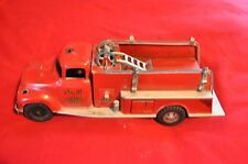 Heavy Duty Vintage1950's Tonka Toy Firetruck (Pump Truck) No. 5