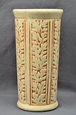 Weller Pottery Vase, 1914 Clinton Ivory Vase