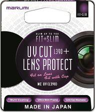Marumi 55mm Fit plus Slim MC UV L390 Filter, London
