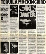 21/11/92PGN15 THE BOO RADLEYS ARTICLE & PICTURES
