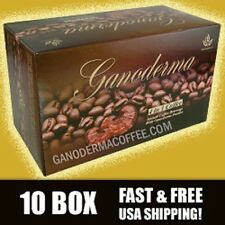 Ganoderma 4 in 1 Coffee w/ creamer- 10 box (200 ct) - Free Shipping