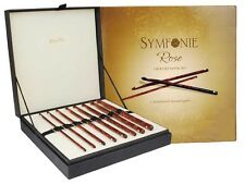 Knitter's Pride ::Symfonie Rose Crochet Hook Set:: Brand new