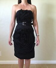 St. John Casual Black Dress Size 2