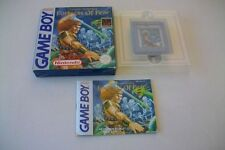 Jeu Nintendo Game Boy Gameboy Fortress of Fear Wizards & Warriors X complet
