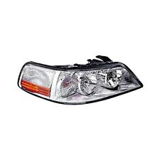 2003 2004 LINCOLN TOWN CAR HEAD LAMP LIGHT W/HID TYPE RIGHT PASSENGER SIDE