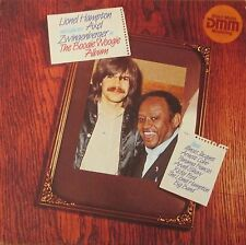 Lionel Hampton & Axel Zwingenberger - The Boogie Woogie Album (LP Germany 1982)