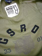 G-Star Raw Denim 3301 10yrs Elwood m tiger R T L/s 100% Cotton