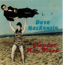 DAVE MACKENZIE - All New Slender Man Blues (CD 2001)
