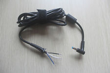 DC 4.5x3.0mm with pin Plug Connector Cable For HP/Dell Ultrabook Adapter Cord