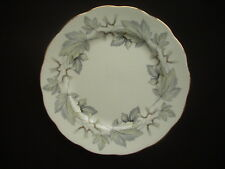 "ROYAL ALBERT BONE CHINA TEA/SIDE PLATE - ""SILVER MAPLE"""